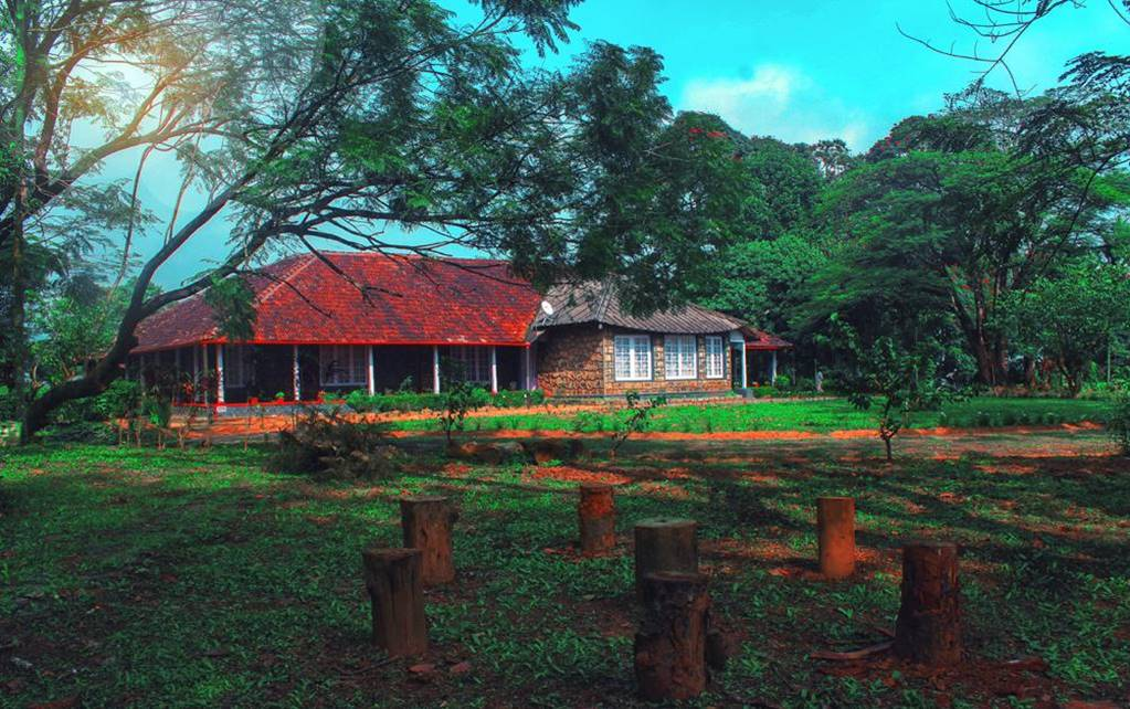 Tea Planter's Bungalow, Wayanad